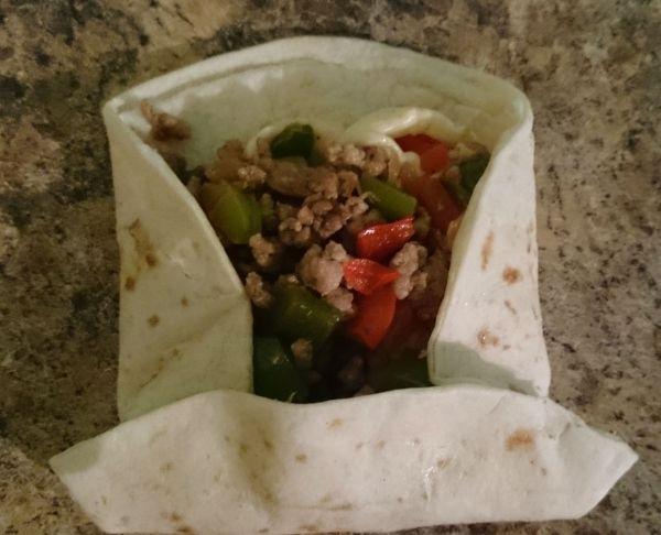 faciles burritos mexicanos
