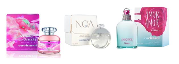 perfumes dulces juveniles