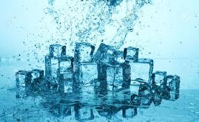 hielo claro