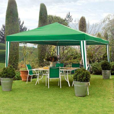 Carpa parasol toldo 3x3 pr ctico para exteriores verde el detalle perfecto - Carpas y pergolas ...