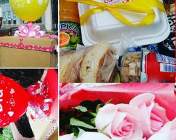 Venta de desayunos sorpresa en Cali con servicio a domicilio