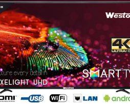Tv Led 127 Cms (50 ) Uhd Smart