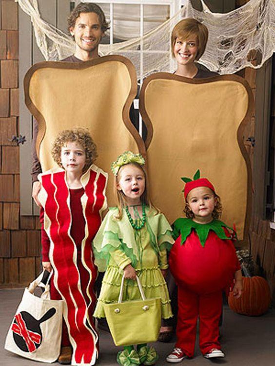 Disfraces Caseros Sencillos Y Rapidos Y Originales Para Halloween - Disfraces-originales-hechos-en-casa