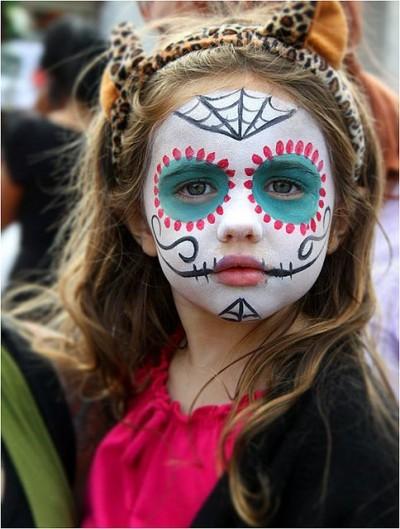 maquillaje-halloween-calavera-mexicana