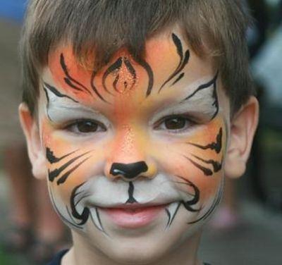 maquillaje-tigre-halloween-